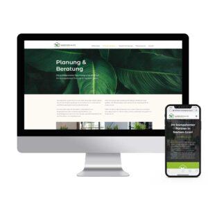 køreklar hjemmeside responsivt design