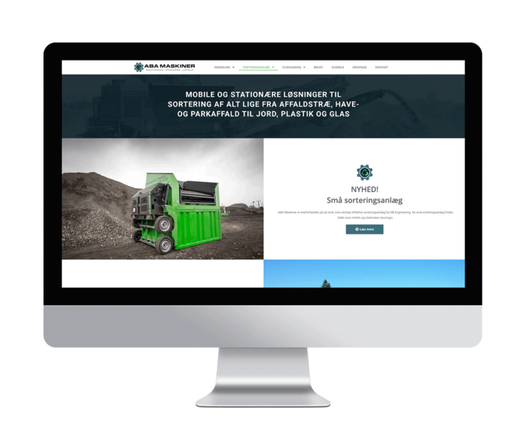 webdesign landingssider