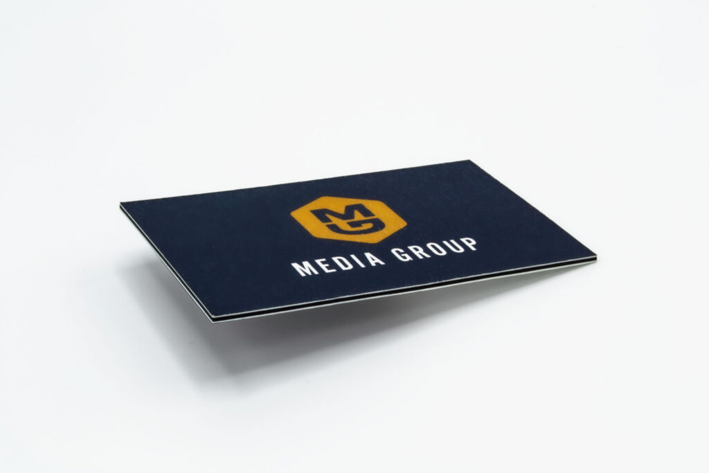 visitkort med kerne