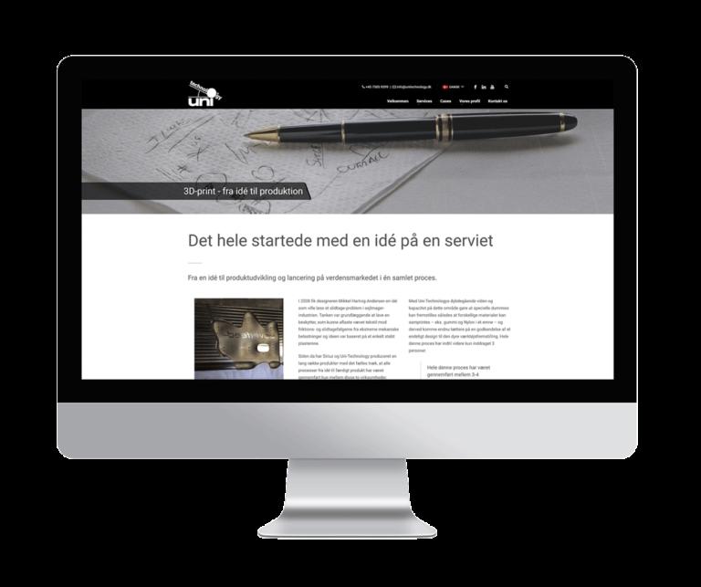 webmaster webtekster