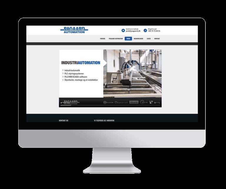 webmaster vedligehold af hjemmeside