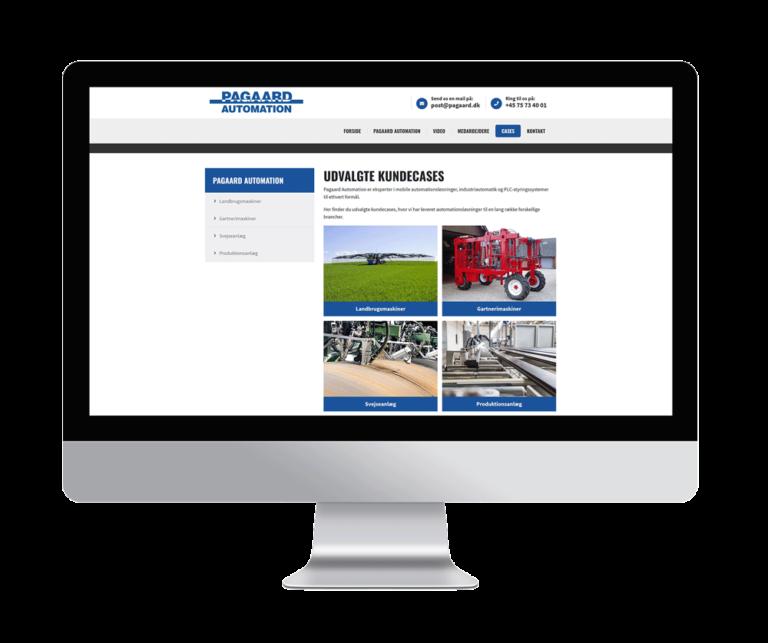 webmaster webtekster kundecases