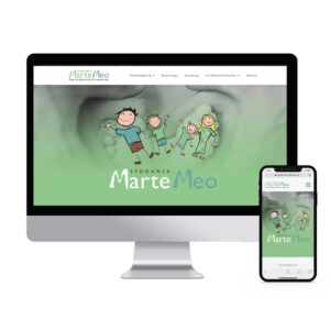 køreklar hjemmeside til familierådgiver